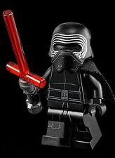 LEGO STAR WARS KYLO REN  NUOVO COMPATIBILE  SI ADATTA A LEGO PREZZO OK🔶⬅🔶