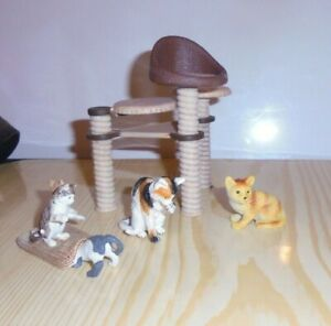 Schleich Cats, Kittens Cat Activity Centre