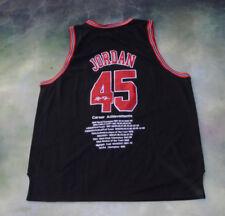 Vintage Mitchell   Ness NBA Chicago Bulls Michael Jordan  45 Jersey Size ... 37a96c4d8