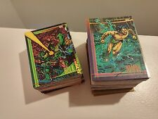 1993 Marvel Universe Series 4 Cards (You Pick 2)