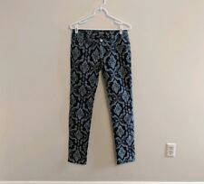 006f90a624a784 Bamboo Womens Skinny Jeans Size 9 Stretch pattern NWT