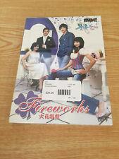 Fireworks - Korean 2 DVD Set