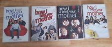 How I Met Your Mother DVD Seasons 1,2,3&4