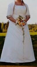 Brautkleid Gr.54, ivory, einmalig getragen und gereinigt