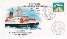 Germany 19 188-89 Polarstern ship for German Expedition
