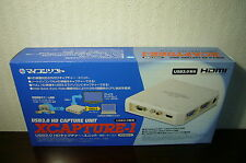 Micomsoft XCAPTURE-1 N USB 3.0 HD Capture Unit DP-3913549 From Japan