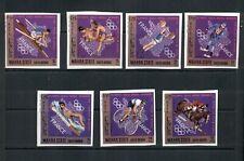 Aden (Mahra) #123-29B  (1968 France Olympics Winners imp) CV €10  ($15 cdn)