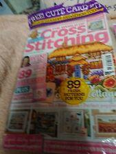 World Of Cross Stitching Magazine Issue 258