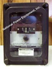 General Electric Type SAM Static Timing Relay 12SAM11A21A