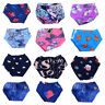 Handmade Floral Pants Underwear Clothes Fashion for 18inch Girls Doll Toy Gift w