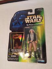 Rebel Fleet Trooper - Star Wars - Power of the Force - 1996 - Mint on Card