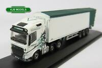 BNIB N GAUGE OXFORD 1:148 NVOL4006 VOLVO FH4 WALKING FLOOR A W JENKINSON LORRY