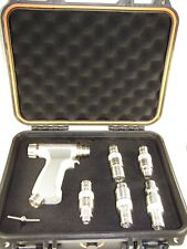 7100-200 Microaire / Zimmer 7100-200 Drill / Reamer plus Five attachments.