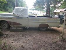 1958-1959 58 59 Chevy Pickup Truck Custom Panels Fender Skirts Fleetside LWB