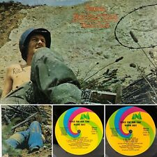WARM DUST Peace For Our Time LP 73109 US Vinyl (VG) Tested
