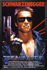 The Terminator Lamina Framed Poster Print - 26x38