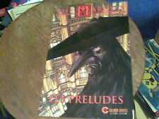 The Marquis Les Preludes by Guy Davis Vol. 1 No 1 Jan 1997 four
