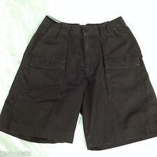 "SHORTS~BOYS SIZE SMALL (26"") BLACK SHORTS ~6 POCKET ~FREE SHIPPING"
