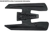 142670040 RMS Tappeto nero in gomma Piaggio Vespa 50-90-125 Primavera