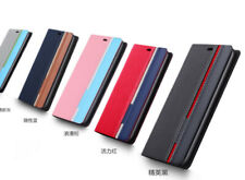 Luxury PU Leather + TPU Flip Stand Card Slot Case For Blackview Phone