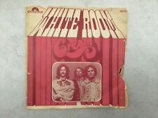 VYNILE DISQUE 45 tours. Cream . White room.