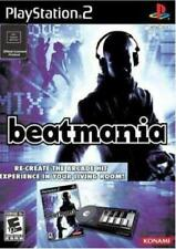 Beatmania (Game Only) Complete PL PS2 Playstation 2