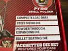 Lee 3 Die Set For 350 Legend W/ Shell Holder & Lube - not redding