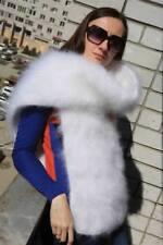 Premium Longhair Mohair Scarf hand knitting Ivory Jane Rodas