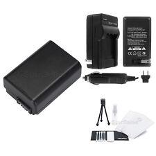 NP-FW50 Battery + Charger + BONUS for Sony Alpha SLT-A33 A37 A55