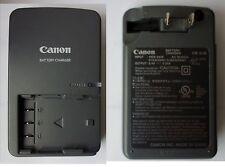 Original CANON Charger CB-2LW NB-2Lh PowerShot G7 G9 S80 EOS 400D Rebel XT XTi