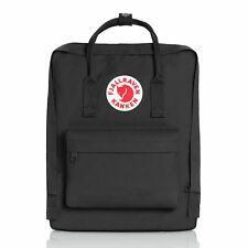 Imported Kanken Classic Pack Heritage And Responsibility Style Since 1960 Black