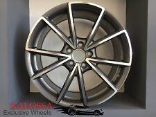 WSP Audi A4/ S4 A6 S 5V-Speichen Design Felgen 8,5 x 19 Zoll ET43 5x112 66,6 NEU