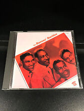The Ravens-Rarities-CD-VG+ Condition-Savoy Jazz Records
