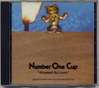 NUMBER ONE CUP Wrecked By Lions 1997 UK 15-track SIGNED CD + CoA