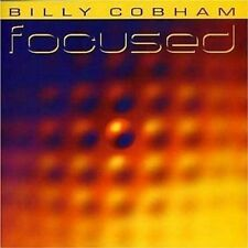 Billy Cobham Focused CD NEW SEALED 1998 Jazz