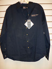DuPont Teflon Fabric Protector Blue Generation Large New Long Sleeve Shirt
