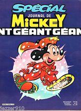 SPECIAL JOURNAL DE MICKEY GEANT n°1534 bis ¤ BE
