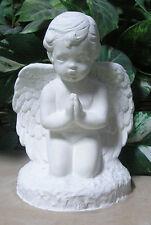 Praying Cherub Cupid Angel Latex Fiberglass Production Mold Concrete Plaster