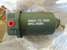 Military FLUID FILTER for Generator, Tact Quiet,10KW, 400HZ, MEP-813A,FIREFINDER