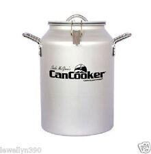 Seth McGinn's Can Cooker CC-001 Camping, Tailgating,  Picnics 4 gallon NEW!