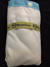 "Beach Tech High Performance Beach Towel - Large 30""X60"" Blue Dots"