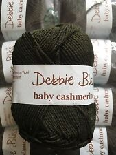 10 x 50 g Debbie Bliss Baby Cashmerino Shade 77-emballage scellé