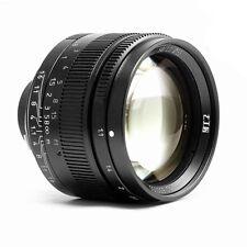 Obiettivo 7artisans 50mm f/1.1 Full-Frame per Leica M