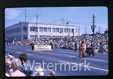 1963 kodachrome Photo slide Rose Festival Parade  Portland OR #18