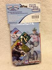 Alabama Crimson Tide Helmet Cover Bike Snow Skate Moto Helmet Skin Hat Cover!!!!