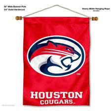 UH Cougars Wall Hanging Banner
