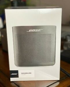 Bose SoundLink Color II Bluetooth Speaker - Black 752195-0100