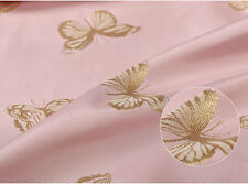 Luxury Floral Embroidery Jacquard Fabric Brocade Fabric Design Fashion Fabric 1M