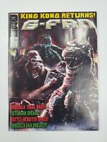 G-FAN Magazine #74 Daikaiju Enterprises 2006 GODZILLA Fanzine King Kong Returns