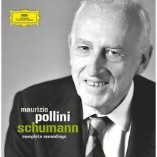 Maurizio Pollini - Schumann Complete Recordings [New CD]